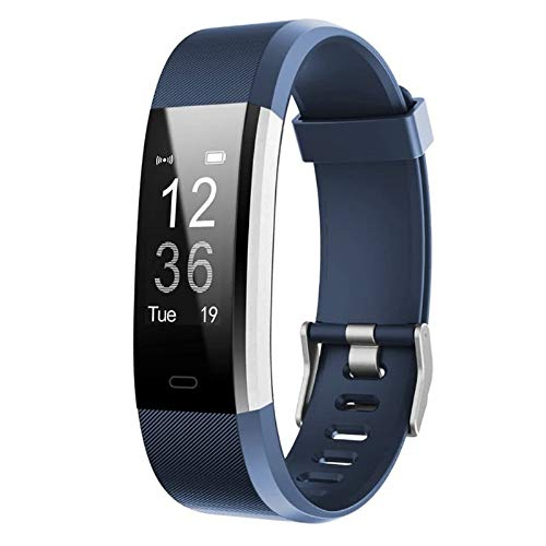 LETSCOM Fitness Tracker HR, Activity Tracker Watch with Heart...
