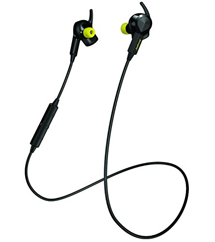 Jabra Sport Pulse Wireless Bluetooth Stereo Headset with Built-In...
