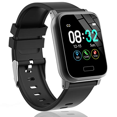 L8star Fitness Tracker HR, Activity Tracker with 1.3inch IPS...