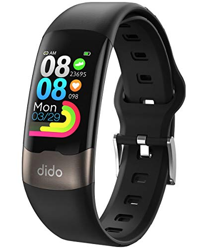 E-CG Monitor Watch, Fitness Activity Tracker with 2020 Version...