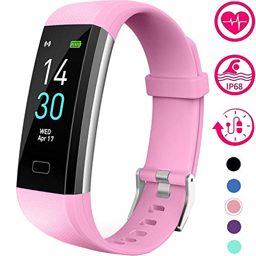 Vabogu Fitness Tracker HR, with Blood Pressure Heart Rate...